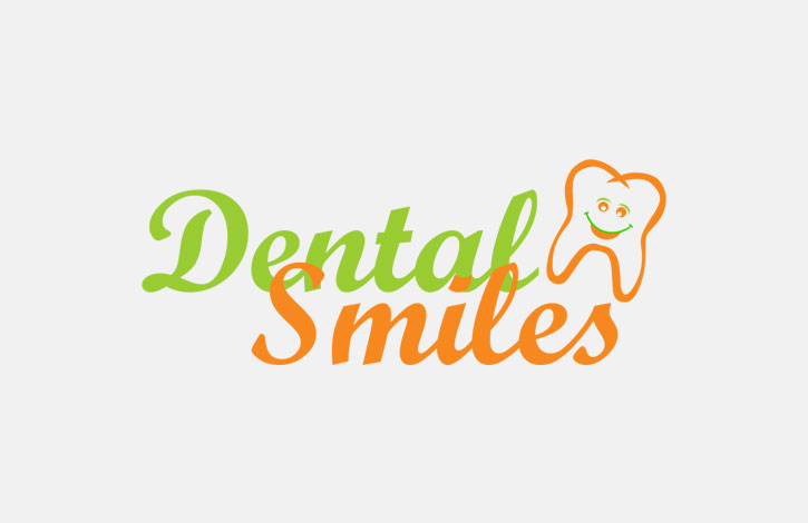 Dental Smile Logo Design