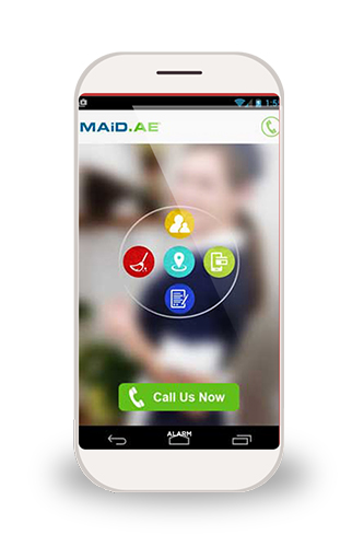 Maid ae Mobile App