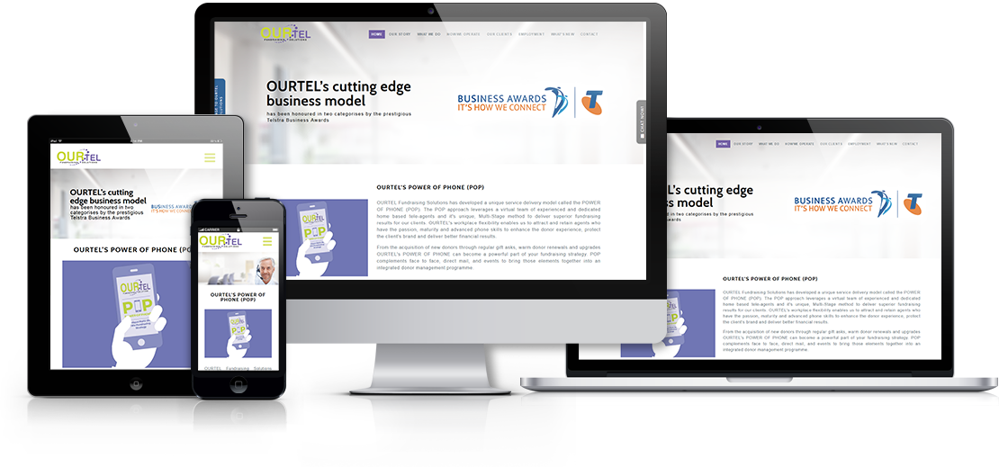 ourtel website